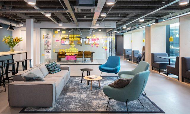 modulair kantoormeubilair